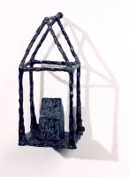 Little-House-bronze-30x15x15-cm-1999