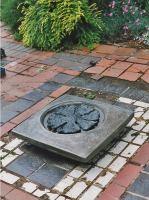 Water-bronze-alumnium-cement-6x65x30-cm-1993