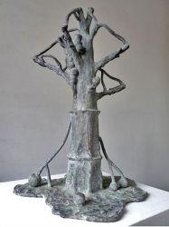 Baobab-II-bronze-37x25x23-cm-2010