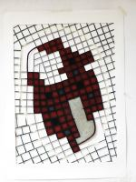 Urban-grid-pastel-105x76-cm-2017