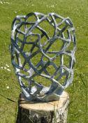 Links-one-bronze-45x30x20-cm