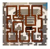 Vision-of-Hampi-pastel-100x100-cm-1995